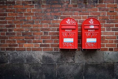 Image of post boxes