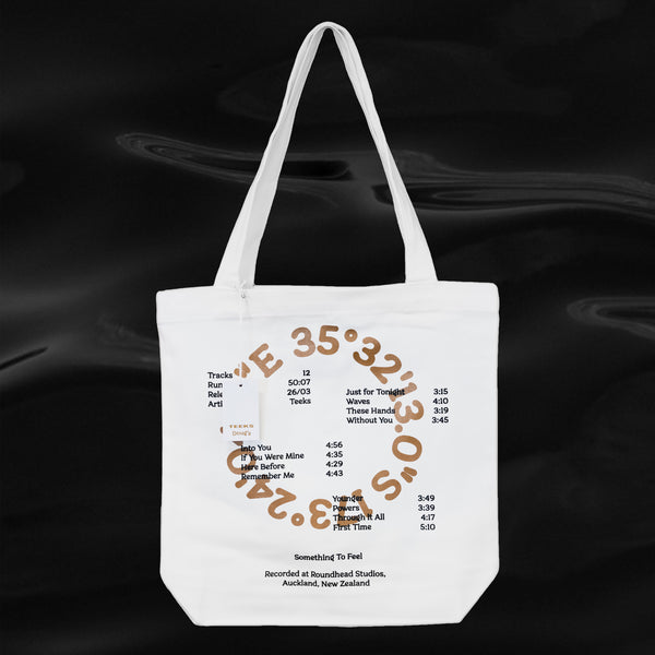 Something To Feel Tote + Digital Album Download