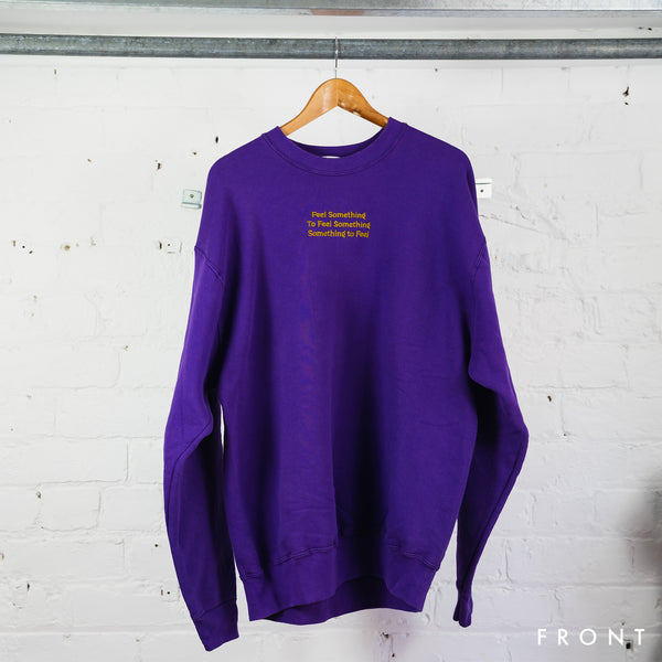 To Feel Something Sweatshirt + Digital Album Download