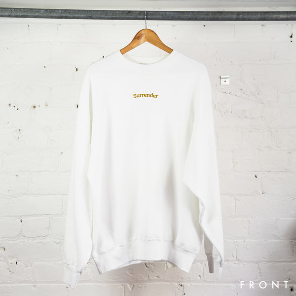 Surrender Sweatshirt + Digital Album Download