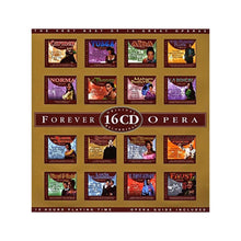 Load image into Gallery viewer, Forever Opera & 101 Opera Greats - 21 CD Set
