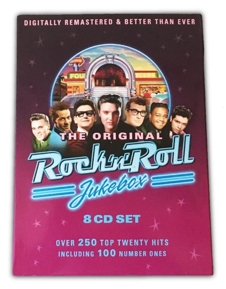 The Original Rock 'n' Roll Jukebox - 8 CD Set