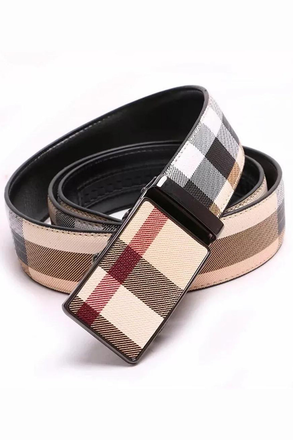 Berry Fashion Leather Belt