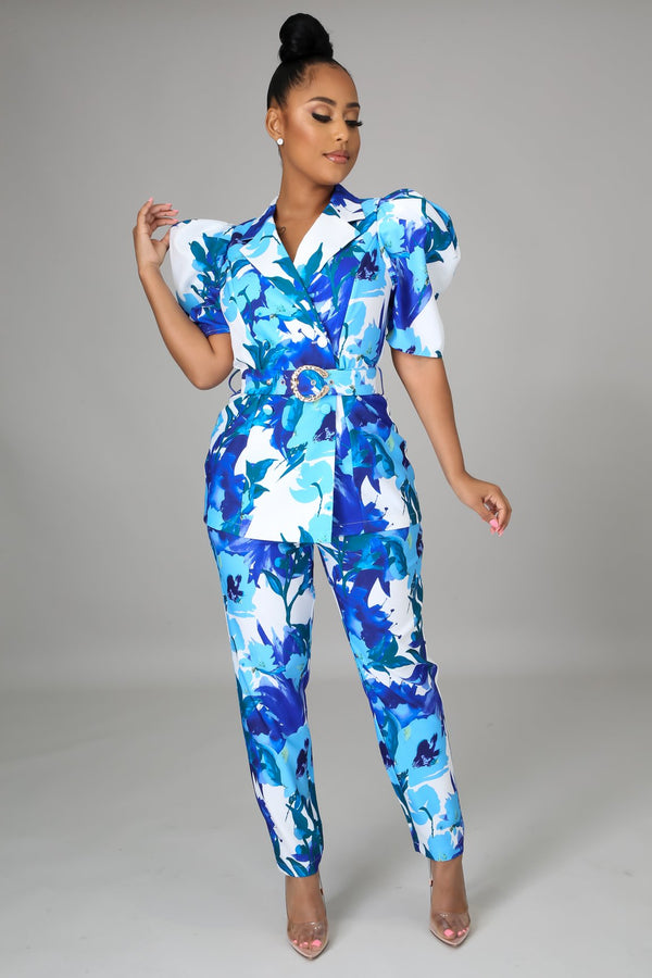1 PIECE LEFT NON-STRETCH TWO PIECE SETS