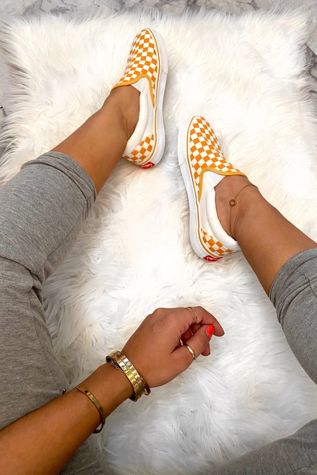 Valerie Casual Slip in Sneakers