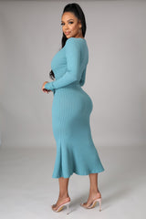 1 PIECE LEFT DRESSES