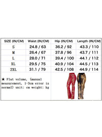Macie Sequin High Waist Leggings Pants