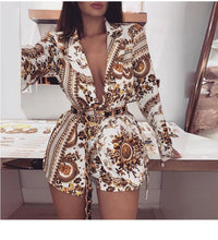 Angela Open Blazer and Shorts Two Piece Set