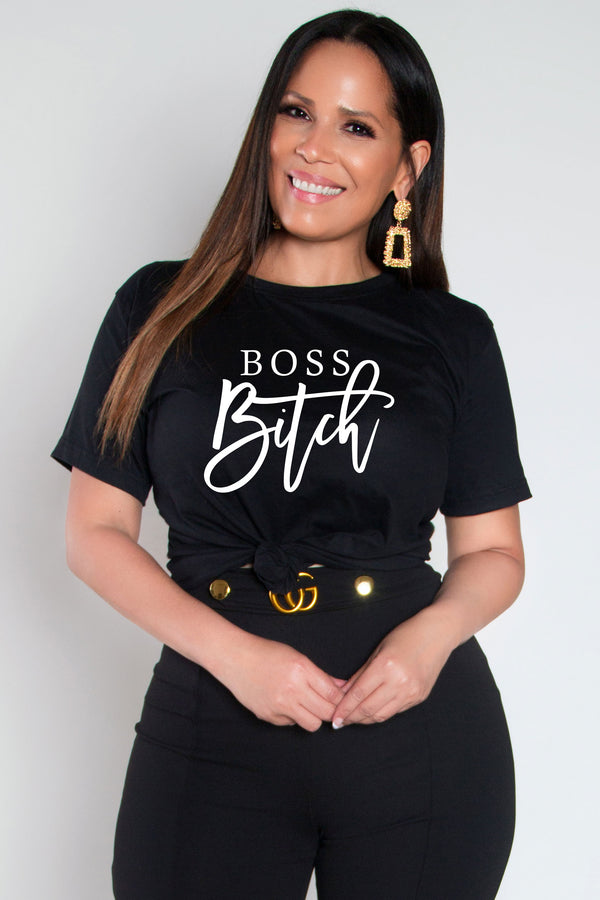 Boss Bitch T-Shirt