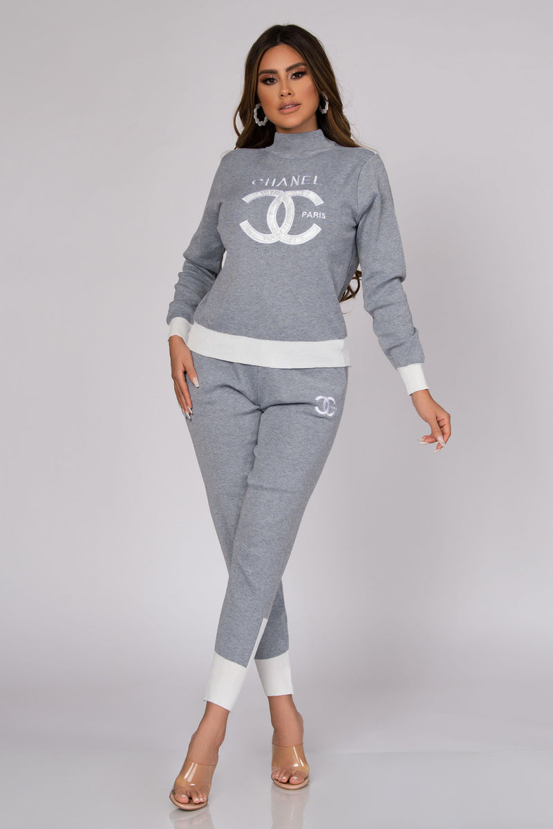 Eleanor Two Piece Jogger Set
