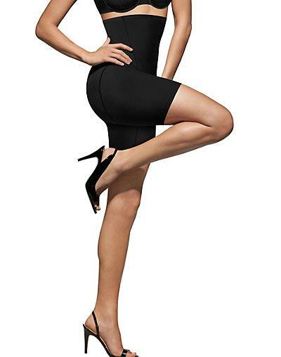 CELEBRITY SECRET HIGH WAIST SHAPEWEAR FOR DRESSES IN BLACK - MY SEXY STYLES