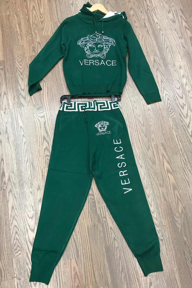 Veronica Two Piece Jogger Set