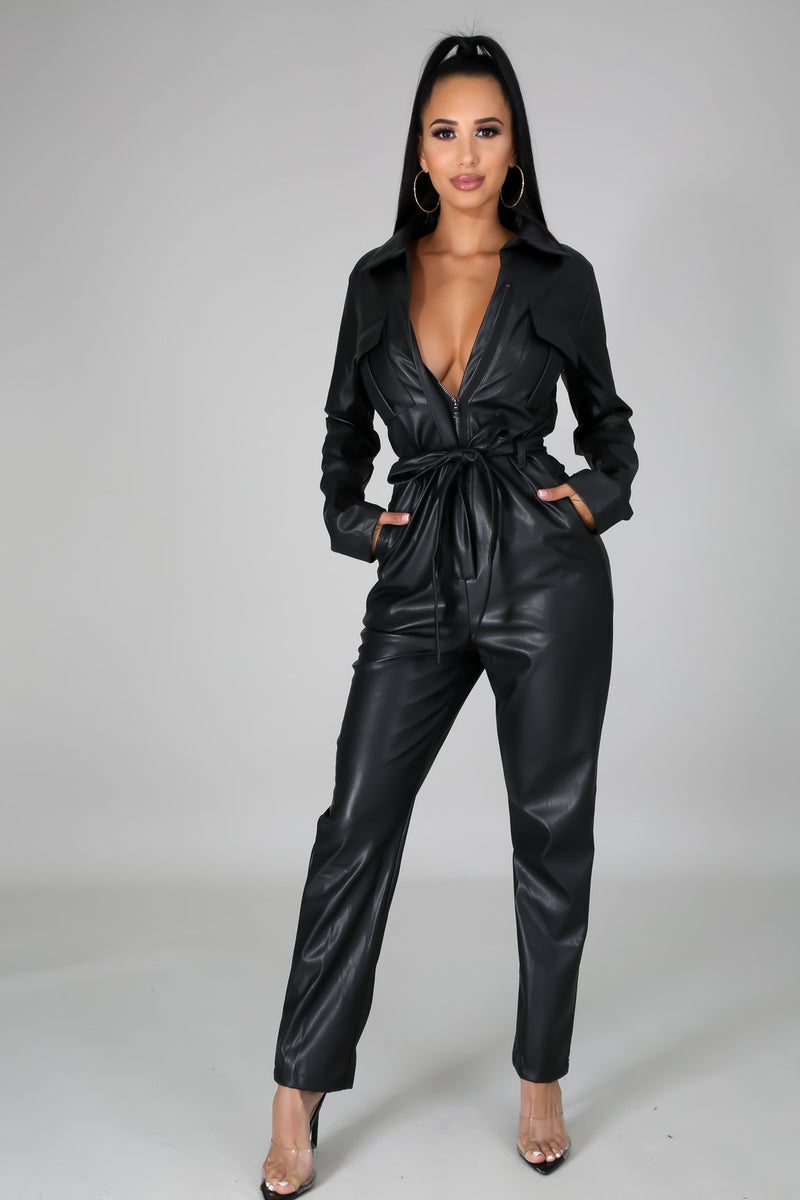 Bad To The Bone Fashionista Jumpsuit