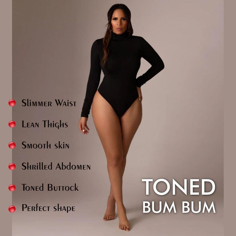 Miracle Bum Bum Powerful Body Firming Cellulite Hot Cream