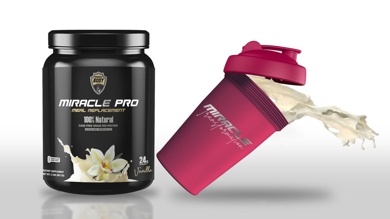 MIRACLE PRO Vanilla Meal Replacement