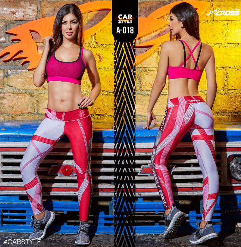 Colombian Butt Lifting Effect Workout Leggings - MY SEXY STYLES
