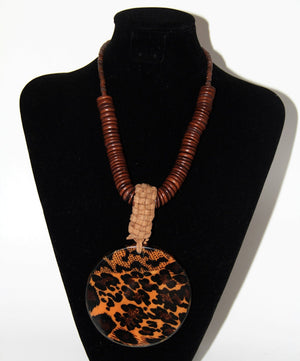 Nelly Leopard Necklace - MY SEXY STYLES