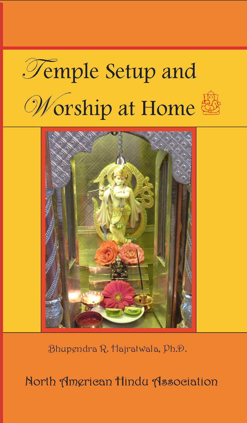 Temple Setup & Worship at Home