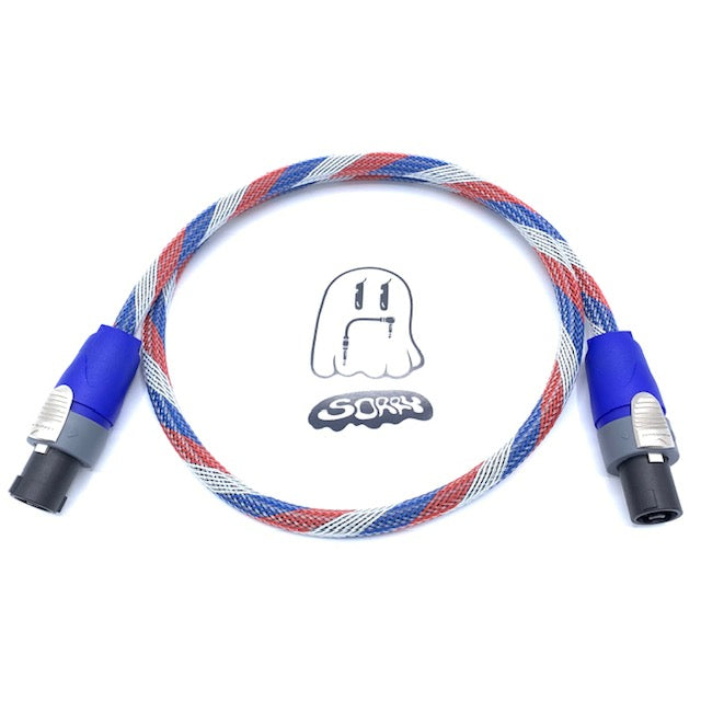 SORRY SpeakOn Speaker Cable - Patriot