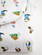Load image into Gallery viewer, Peter Rabbit Diaper Changing Sheet