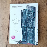 Innovations of Manchester colouring book | Image courtesy of People's History Museum shop