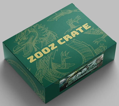 Mega Zooz Collectibles Loot Crate