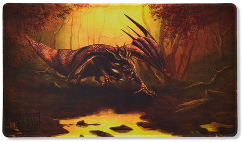 Dragon Shield Playmat Matte Umber