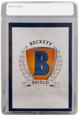 Beckett Shield GRADING Standard Card Semi Rigid (25 per Pack)