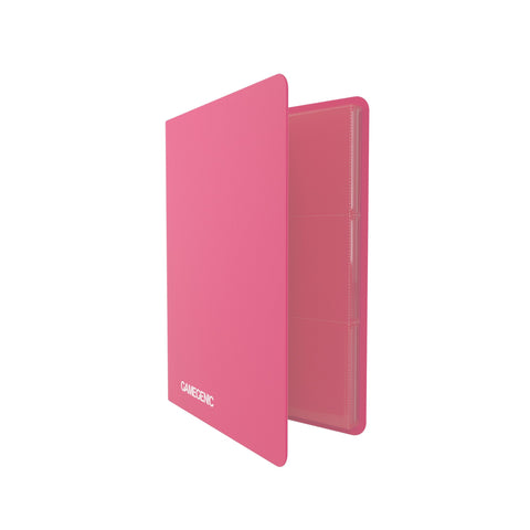 Gamegenic Casual Album 18 Pocket Pink