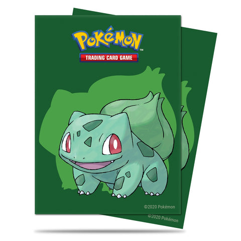 Pokemon Bulbasaur Ultra Pro Sleeves 65 Count