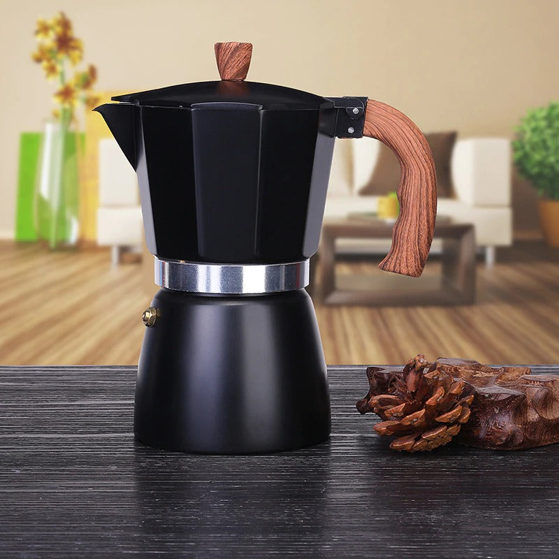 ZentailCo.™ Coffee Maker European Style