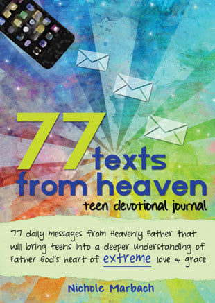77 Texts from Heaven - Nichole Marbach - Ebook