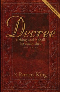 Decree 3rd Edition -  Patricia King - Ebook