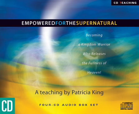 Empowered for the Supernatural - Patricia King - MP3 Teaching