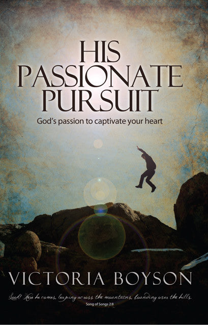 His Passionate Pursuit - Victoria Boyson - Ebook