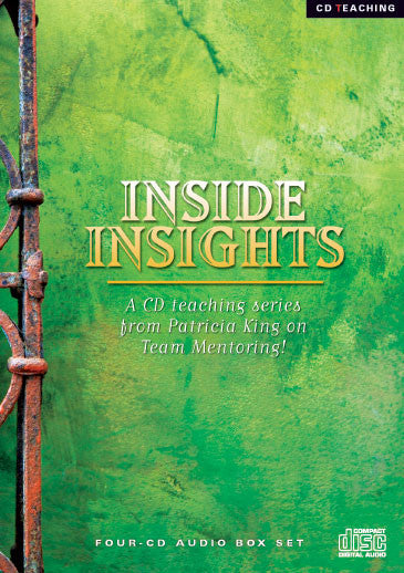 Inside Insights - Patricia King - MP3 Teaching