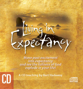Living In Expectancy MP3 - Bart Hadaway - MP3 Teaching