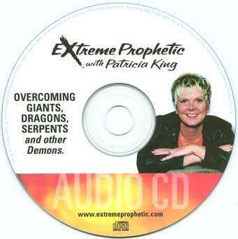 Overcoming Giants, Dragons, Serpents and other Demons - Patricia King - MP3 Teaching