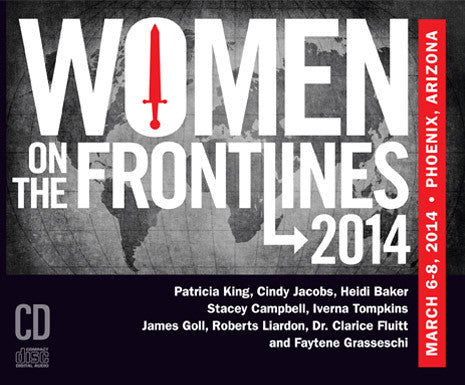 Women on the Frontlines 2014 - MP3 Teachings