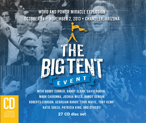 The Big Tent Event - MP3 Teachings