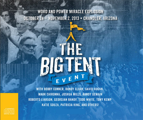 The Big Tent Event - MP4 Teachings