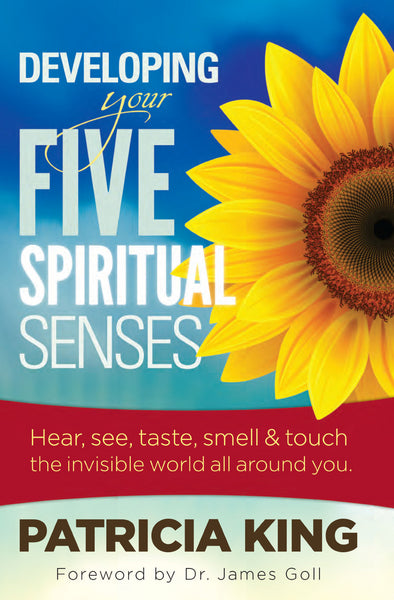 Developing Your Five Spiritual Senses - Audio Book - Patricia King - MP3 Teaching