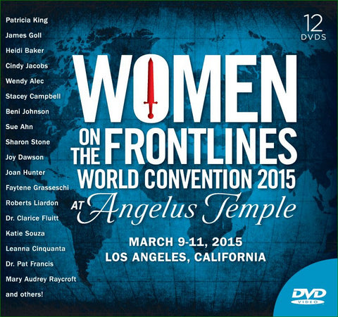 Women on the Frontlines 2015 World Convention - MP4 Teachings