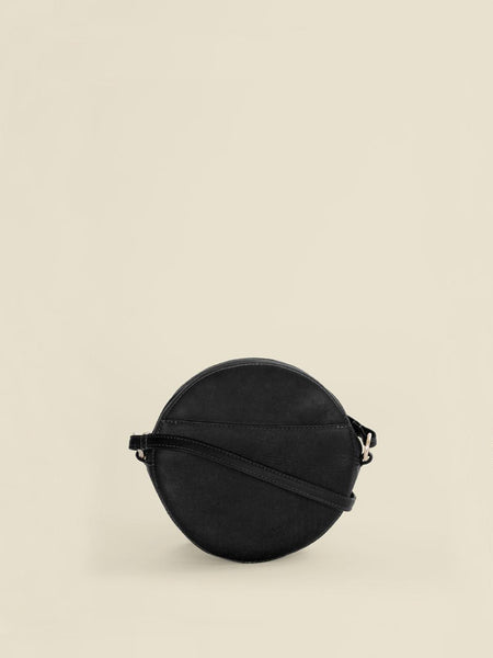 Leather Canteen Crossbody