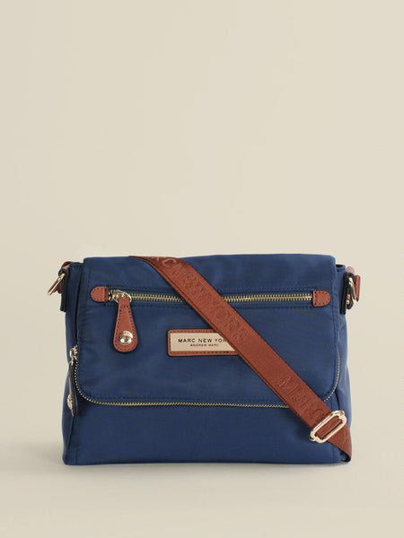 Continental Nylon Crossbody