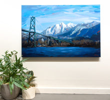 Load image into Gallery viewer, Lionsgate Bridge in January