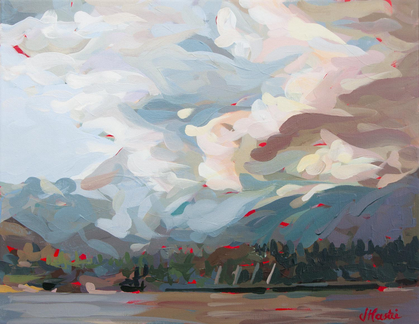 North Shore Clouds (no. 03)