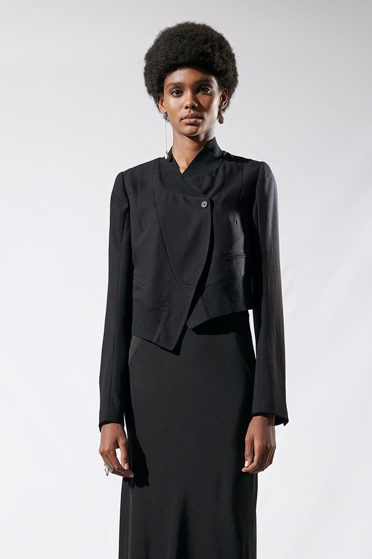Asymmetric Jacket