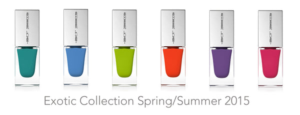 The Exotic Nail Polish Collection by Sheer Lust