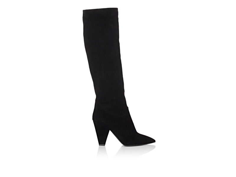 Barney's New York Suede Slouchy Knee Boot